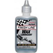 Смазка Finish Line жидкая Wax (Kry Tech)  восковая, 60ml