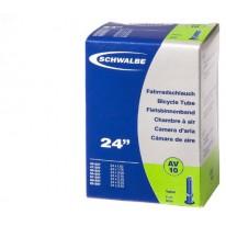 """Камера 24"""" (40/62x507) Schwalbe AV10 40мм EK AGV"""