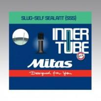 """Камера  26"""" x 2.10-2.50"""" (54/62x559) AV 40мм MITAS (RUBENA) Slug self sealant D10 SF BSC 0.9mm гель, в коробке"""