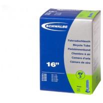"""Камера 16"""" (47/62x305) Schwalbe AV3 40мм EK AGV"""