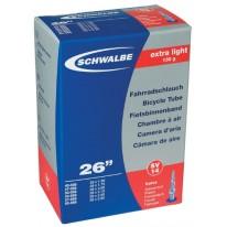 "Камера 26"" (40/60x559) Schwalbe SV14 60мм Extra Light EK"
