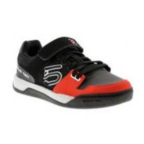 Веловзуття під контакти Fiveten HELLCAT (BLACK/RED) - UK Size 6.0-9.5