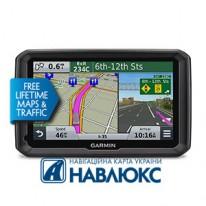 GPS навигатор Garmin dēzl 570LMT