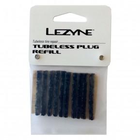 Ремкомплект для бескамерных покрышек Lezyne TUBELESS PLUG REFILL 10 Фото №1
