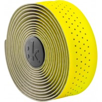 Обмотка руля Fizik SUPERLIGHT CLASSIC, Microtex 2 мм, racing yellow (жёлтая)