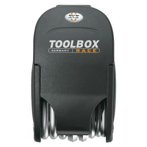 Набор инструментов SKS Toolbox Race 15 функций sale Фото №1