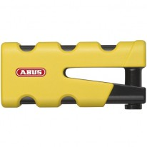 Замок на диск ABUS 77 Granit Sledg Grip Yellow