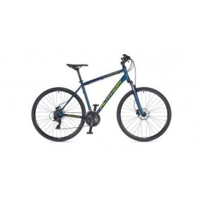 """Велосипед  кросс  29""""  Author Vertigo , рама 19"""",темно-синий - 2021 Фото №1"""