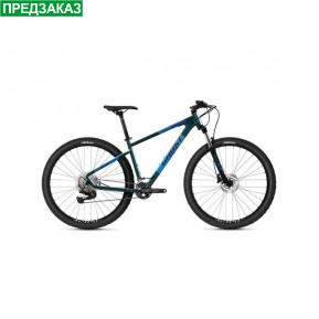 "Велосипед горный 27.5"" Ghost Kato Advanced , blue 2021 Фото №1"