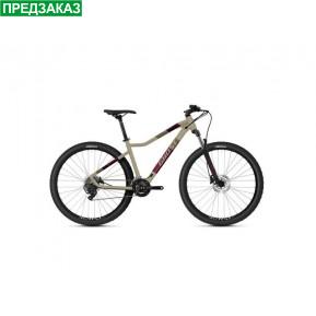 "Велосипед 27,5"" Ghost Lanao Base XS , рама M, песочный, 2021 Фото №1"