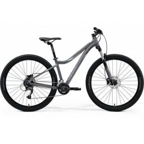 "Велосипед 27.5""  MERIDA 2021 MATTS 7.60-2X,M (17), Matt cool grey (silver) Фото №1"