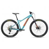"""Велосипед 29+"""" Orbea Laufey H30 Blue - Orange 2021"""