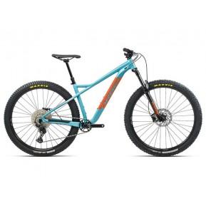 "Велосипед 29+"" Orbea Laufey H30 Blue - Orange 2021 Фото №1"