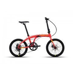 "Велосипед складной 20"" Polygon Urbano 3   Black (2022)"
