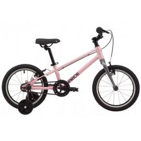 "Велосипед 16"" Pride GLIDER 16 2021 розовый Фото №1"