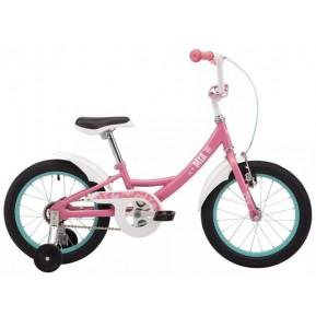 """Велосипед 16"""" Pride MIA 16 2021 розовый Фото №1"""