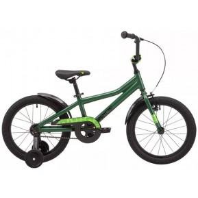 """Велосипед 18"""" Pride RIDER 18 2021 хаки Фото №1"""