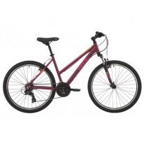 "Велосипед 26"" Pride STELLA 6.1 рама - 2021 бордовый"