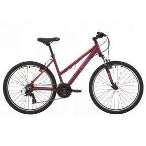 "Велосипед 26"" Pride STELLA 6.1 рама - 2021 бордовый Фото №1"