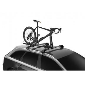 Велокрепление на крышу Thule TopRide Black Фото №1