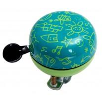Дин-донг Green Cycle GBL-359 зеленый 60мм