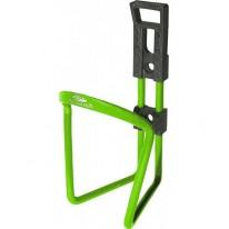 Флягодержатель SIMPLA Alu-Star lime green 55г