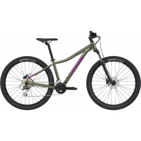 """Велосипед 29"""" Cannondale TRAIL 6 Feminine 2021 MAT Фото №1"""