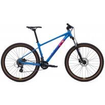 "Велосипед 27,5"" Marin BOBCAT TRAIL 3 2021 Gloss Bright Blue/Dark Blue/Yellow/Magenta"