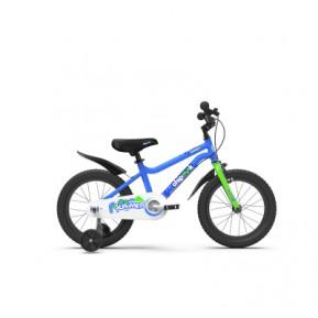 """Велосипед детский RoyalBaby Chipmunk MK 16"""", OFFICIAL UA, синий Фото №1"""