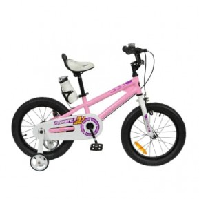 "Велосипед RoyalBaby FREESTYLE 18"", OFFICIAL UA, розовый Фото №1"