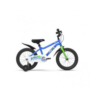 """Велосипед детский RoyalBaby Chipmunk MK 12"""", OFFICIAL UA, голубой 2021 Фото №1"""