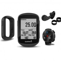 Велокомп'ютер Garmin Edge 130 HR Bundle