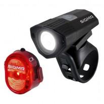 Комплект фонарей Sigma BUSTER 100/NUGGET II FLASH