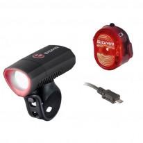 Комплект фонарей Sigma BUSTER 300/NUGGET II FLASH